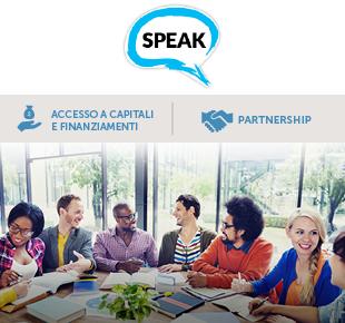 Speak startup