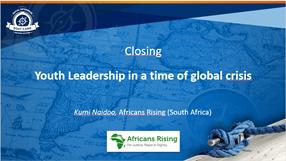 Kumi Naidoo - Africans Rising
